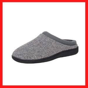 Hanes clog Men's Large slipper shoe