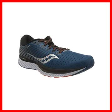 Saucony Men's Guide 13 Running Shoe for Flat Feet