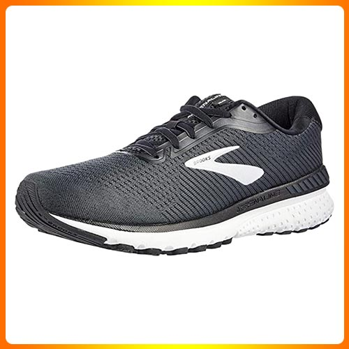 Brooks-Men-Adrenaline-GTS-20-Sneakers best shoes for beginner overweight runners