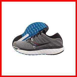 Saucony men's Hurricane footwear