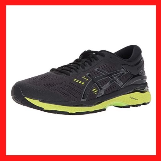ASICS Men Gel Kayano 24 Shoes for Flat Feet