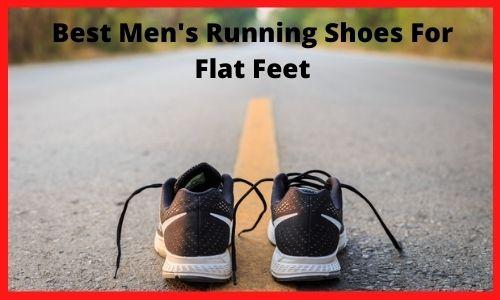 Best Mens Running Shoes For Flat Feet