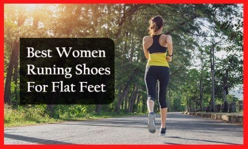 Best Women's Running Shoes For Flat Feet