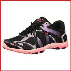 Ryka cross training ladies sneakers for maximum influence