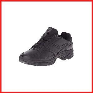 Saucony Men's Grid Omni Walker Shoe for Flat Feet
