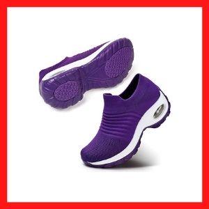 STQ Slip-on Breath Mesh Shoes for Nursing