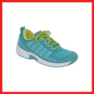 Orthofeet Shoes For Plantar Fasciitis And Pain Reduction For Women | Best Shoes For Burning Feet