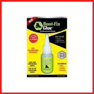 Boot-Fixing, instant, professional shoe fixing glue