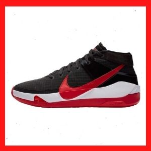 Nike Men's KD 13 Bred Basketball Shoes