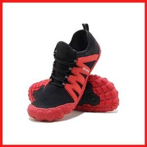 Weweya Barefoot Men Minimalist Cross Training Shoe